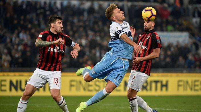 Милан – Лацио. Прогноз матча 11 тура чемпионата Италии