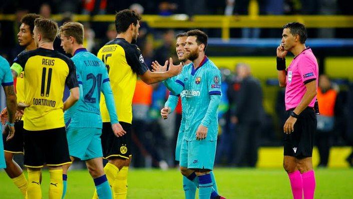 Барселона – Боруссия Дортмунд. Прогноз матча 5 тура Лиги чемпионов