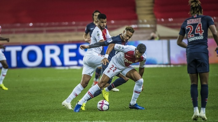Монако – ПСЖ. Прогноз матча 15 тура Лиги 1