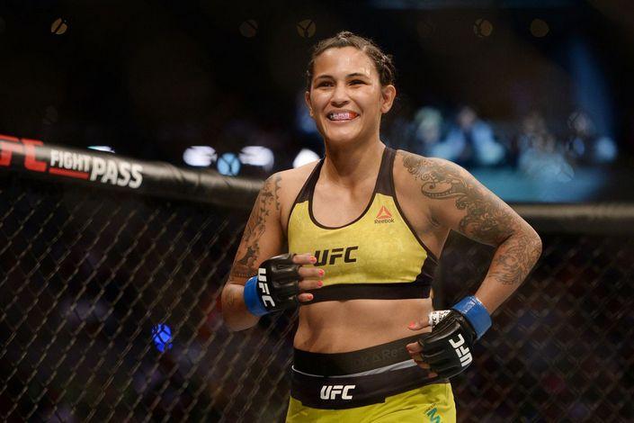 Прогноз на бой Трейси Кортез – Ванесса Мело