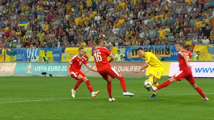 Сербия – Украина. Прогноз матча 10 тура отбора Евро-2020