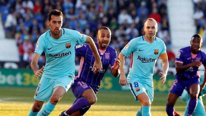 Леганес – Барселона. Прогноз матча 14 тура Ла Лиги