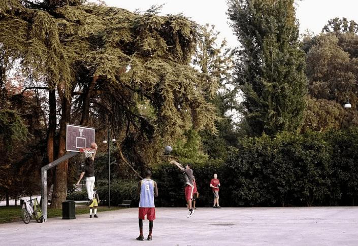 Фактор судейства и домашней площадки в баскетболе