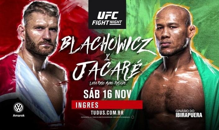 Дайджест UFC Fight Night 164