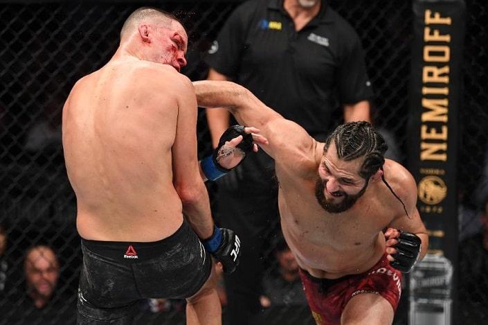 Итоги турнира UFC 244: Масвидаль – Диаз