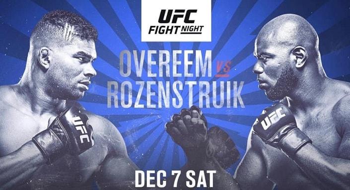 Дайджест UFC on ESPN 7