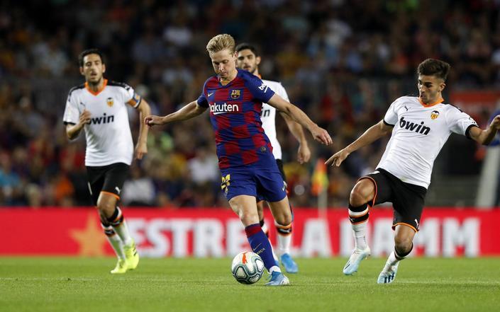 Валенсия – Барселона. Сможет ли Валенсия впервые за 10 лет выиграть дома?