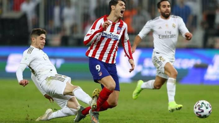 Реал Мадрид – Атлетико. Продолжит ли «королевский клуб» беспроигрышную серию?