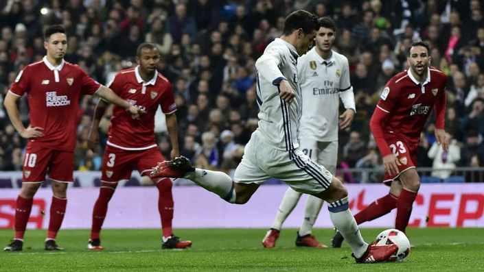 Реал – Севилья. Прогноз матча 20 тура чемпионата Испании