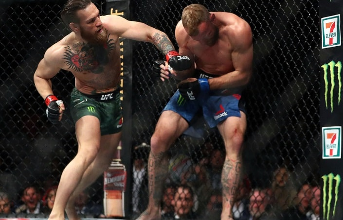 Итоги турнира UFC 246: Макгрегор – Серроне