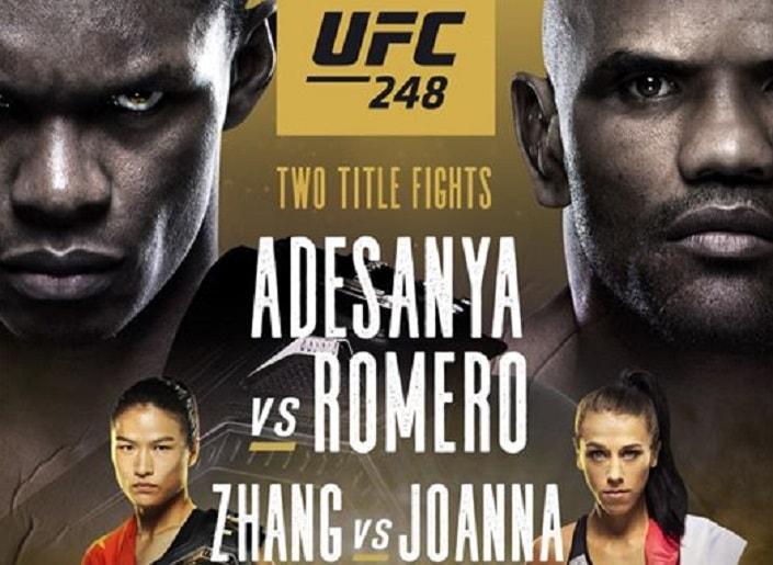 Дайджест UFC 248