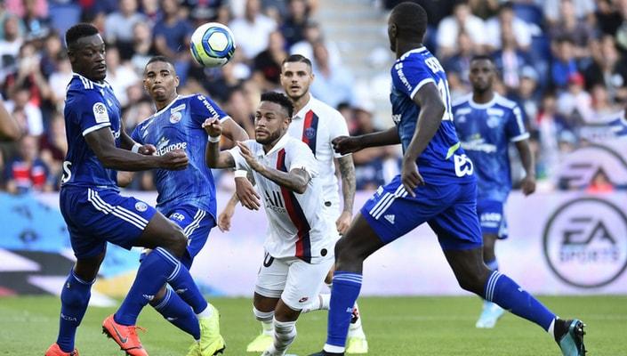Страсбур – ПСЖ. Продолжат ли парижане забивать не менее 4 мячей в Лиге 1?