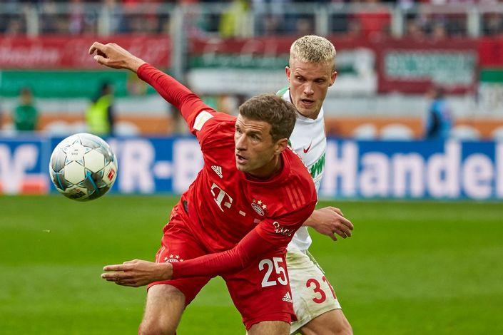 Футбол Унион Берлин - Бавария 17.05.2020 смотреть онлайн прямой эфир