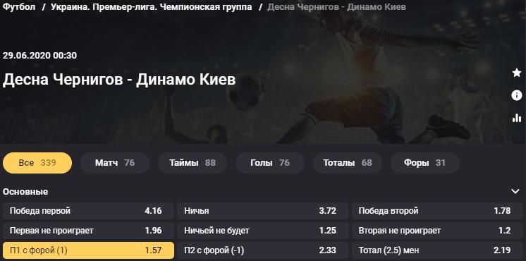 Десна – Динамо Киев. Сможет ли команда Рябоконя вернуться в серебряную гонку?