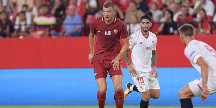 Севилья - Рома. Продолжат ли испанцы беспроигрышную серию в сезоне?