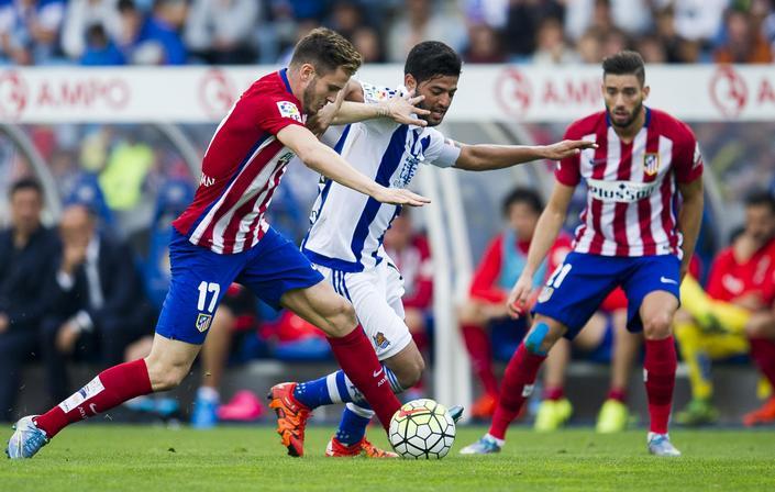 Атлетико - Реал Сосьедад. Отстоят ли подопечные Симеоне третью строчку в Ла Лиге?