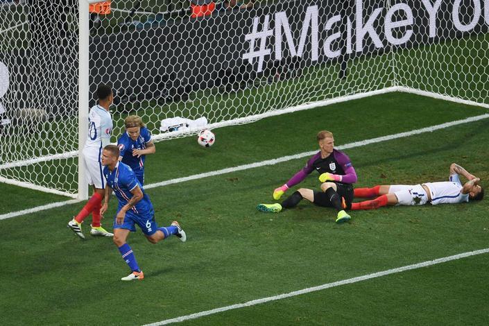Исландия - Англия. Смогут ли англичане подтвердить статус фаворита игры?