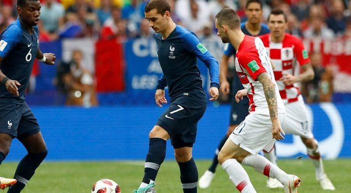 Франция – Хорватия. Как завершится битва финалистов чемпионата мира?