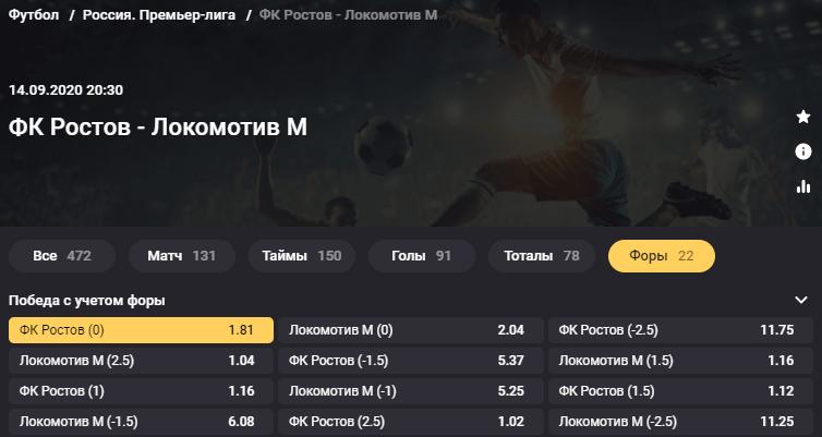 Ростов - Локомотив Москва. Продолжат ли хозяева серию без неудач в чемпионате?