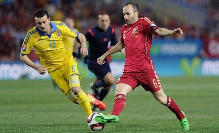 Испания - Украина. Продолжится ли беспроигрышная серия испанцев в матчах с украинцами?