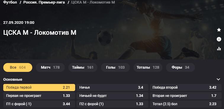 ЦСКА - Локомотив Москва. Кто будет сильнее в московском дерби?