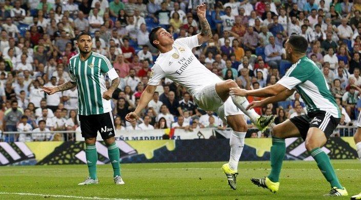 Бетис - Реал. Продолжат ли «зелено-белые» свою победную ходу?