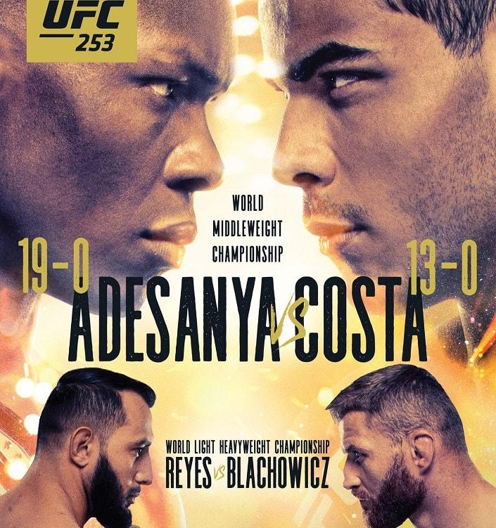 Дайджест UFC 253