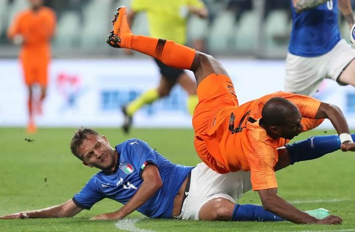 Италия - Нидерланды. Возьмут ли гости реванш за поражение в первом матче?
