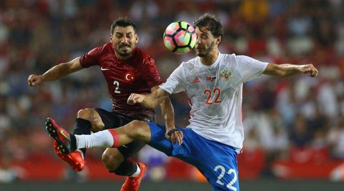 Россия - Турция. Сумеют ли россияне добыть третью победу кряду?
