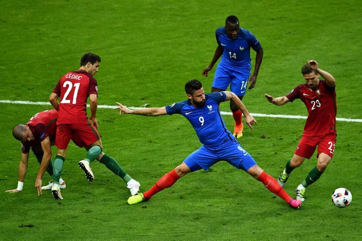 Франция – Португалия. Как завершится битва лидеров группы?