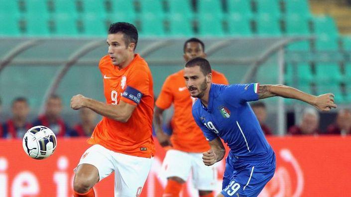 Италия - Нидерланды. Продолжат ли итальянцы свою беспроигрышную серию?