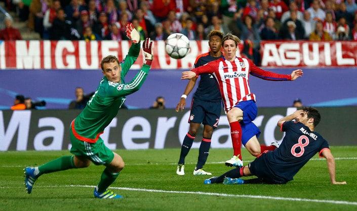 Бавария - Атлетико. Как завершится битва топовых европейских клубов?