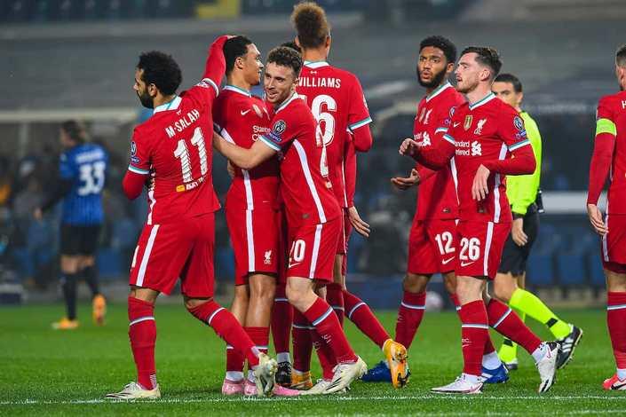 Ливерпуль – Аталанта. Смогут ли Красные вновь разгромить соперника?