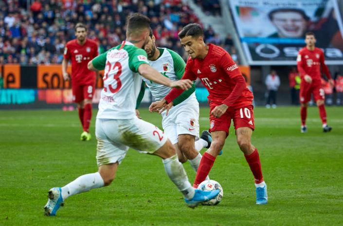 Аугсбург – Бавария. Смогут ли хозяева отобрать очки у действующего чемпиона?