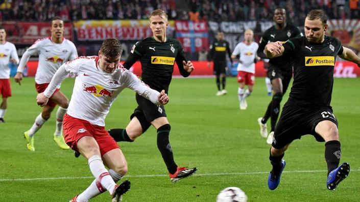 РБ Лейпциг – Боруссия М. Кто победит в центральном матче тура?
