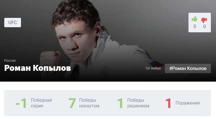 Прогноз на бой Роман Копылов – Альберт Дураев